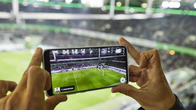 5G für die Fans