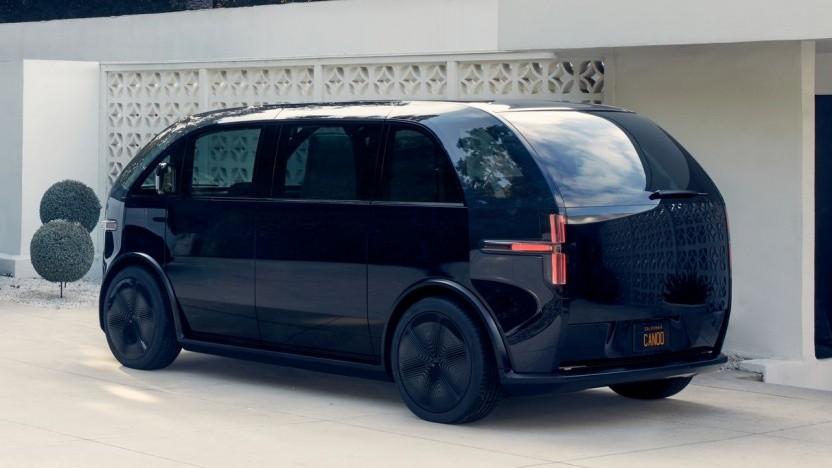 """Elektrischer Kleinbus Canoo: """"Die Ära des SUV ist vorüber."""""""
