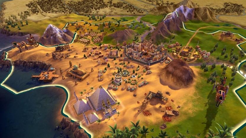 Artwork von Civilization 6 für Xbox One und Playstation 4