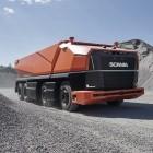 Scania AXL: Scania entwickelt fahrerlosen Muldenkipper