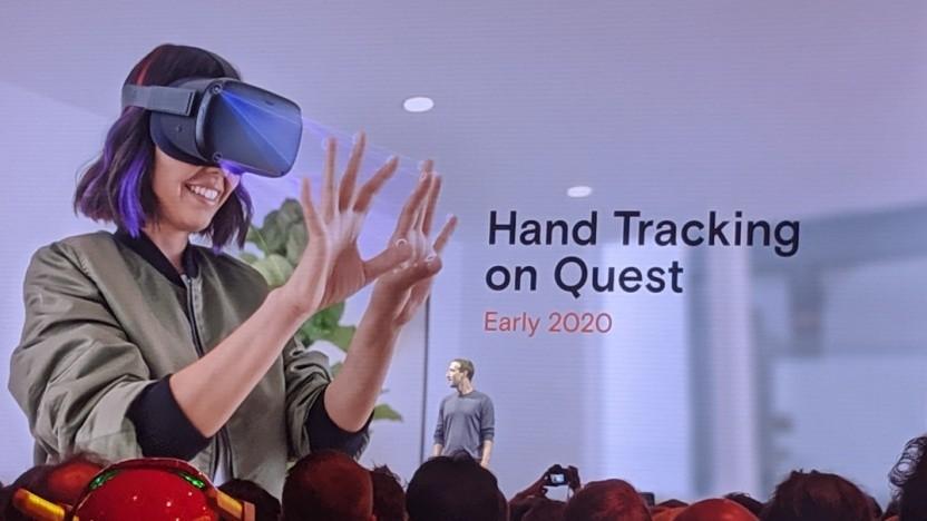 Oculus Link für Oculus Quest