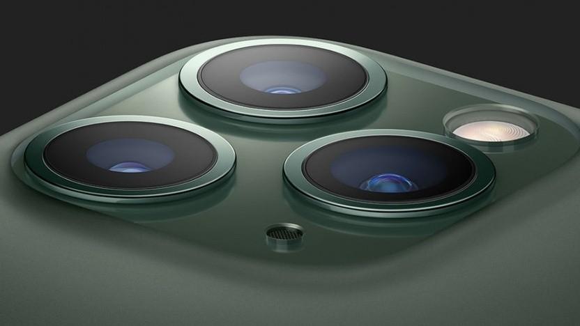 Kameras des iPhone 11 Pro