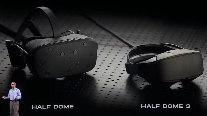 Half Dome und Half Dome 3