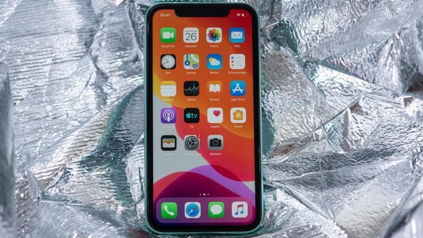 Das iPhone 11 von Apple