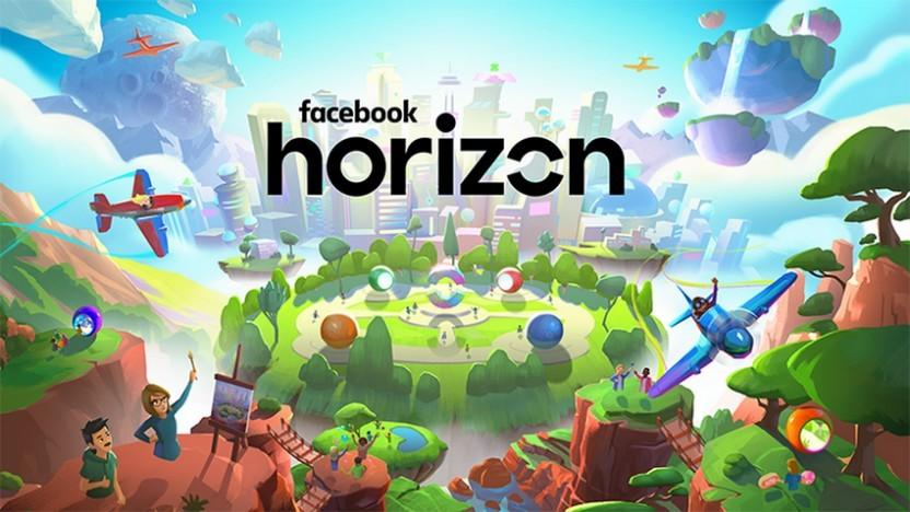 Artwork von Facebook Horizon