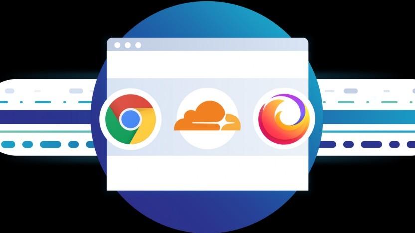 Zusammen mit Chrome und bald auch Firefox können Cloudflare-Domains HTTP/3 verwenden.