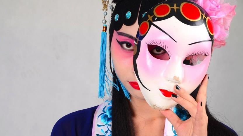Fast wie eine Maske: Gesichtserkennung funktioniert nach Nasen-OP nicht mehr.