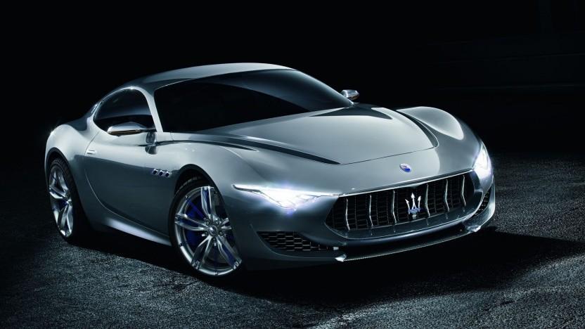 Konzept des Maserati Alfieri: Ära der vollständigen Elektrifizierung