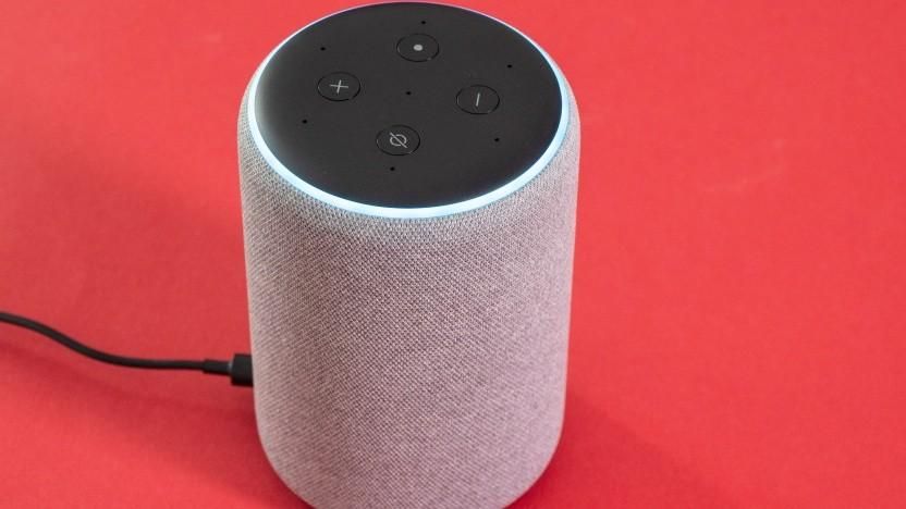 Neue Funktionen für Alexa-Lautsprecher