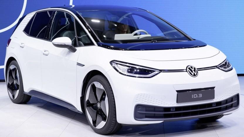 Der neue Volkswagen ID.3.