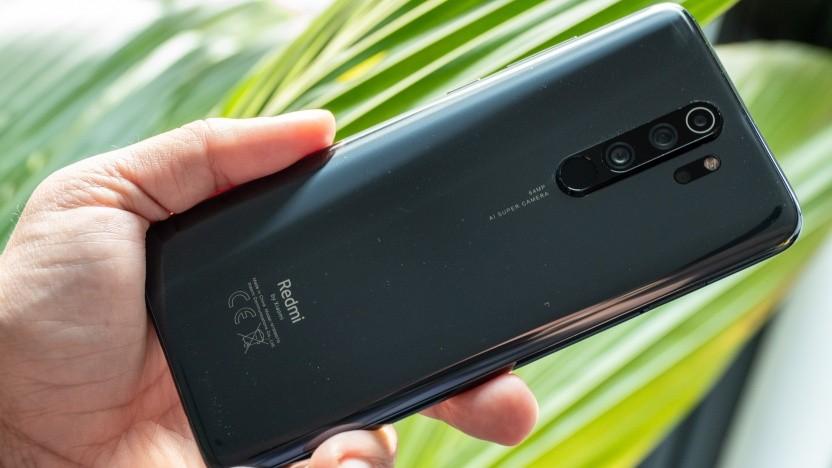 Das Redmi Note 8 Pro von Xiaomi