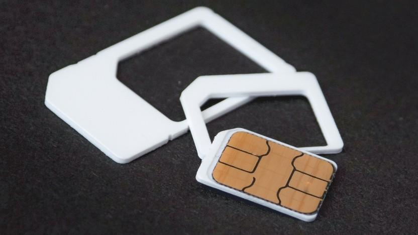 Ob diese SIM-Karte angreifbar ist?