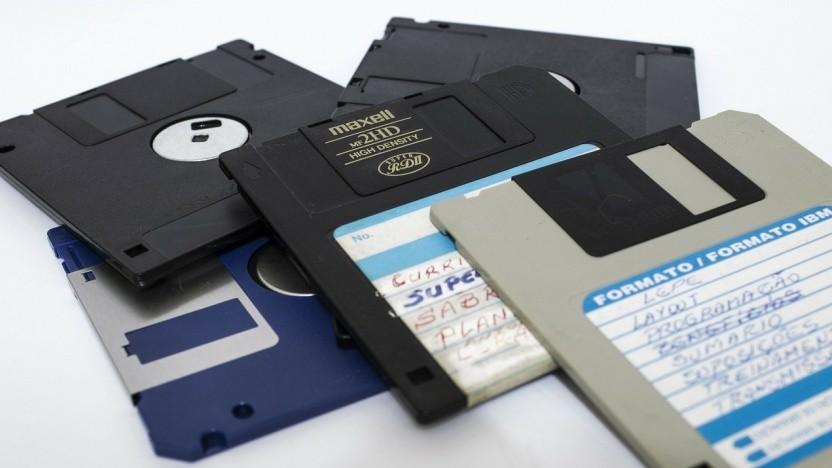 Ein paar Disketten reichen nicht für einen 16K-Screenshot.