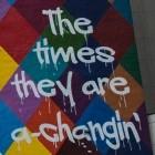 Change-Management: Die Zeiten, sie, äh, ändern sich