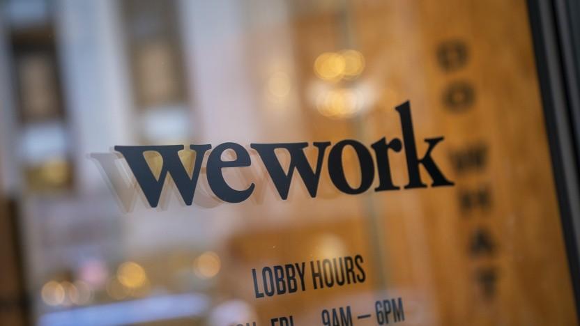 Der Börsengang von Wework ist offiziell nun verschoben.