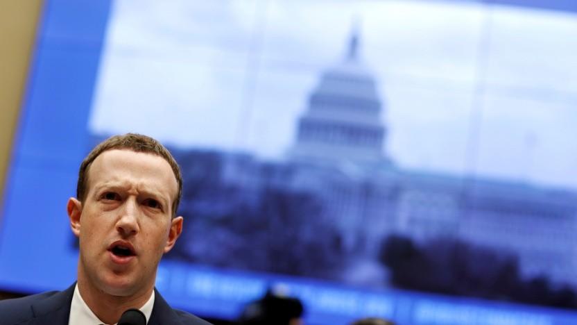 Facebook-Chef Mark Zuckerberg will gegen eine Zerschlagung Facebooks kämpfen.