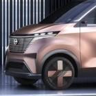 IMk: Nissan stellt neue Elektroauto-Studie für die Stadt vor