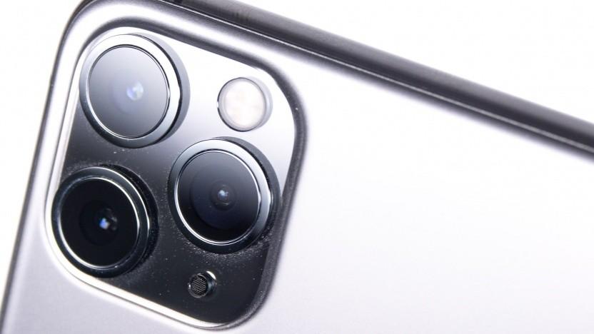 Die Kamera des iPhone 11 Pro Max dürfte bald auch über die Deep-Fusion-Funktion verfügen.