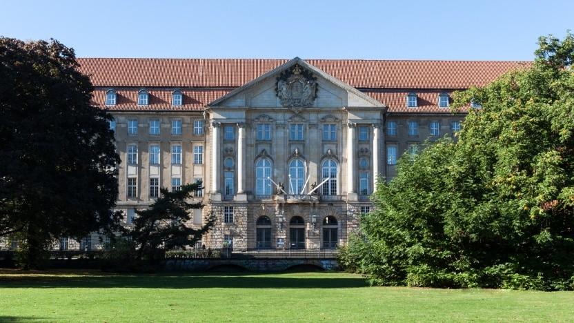 Das Kammergericht in Berlin ist vorübergehend offline gegangen.