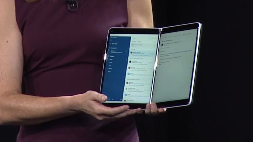Das Surface Neo hat zwei 9-Zoll-Panels.