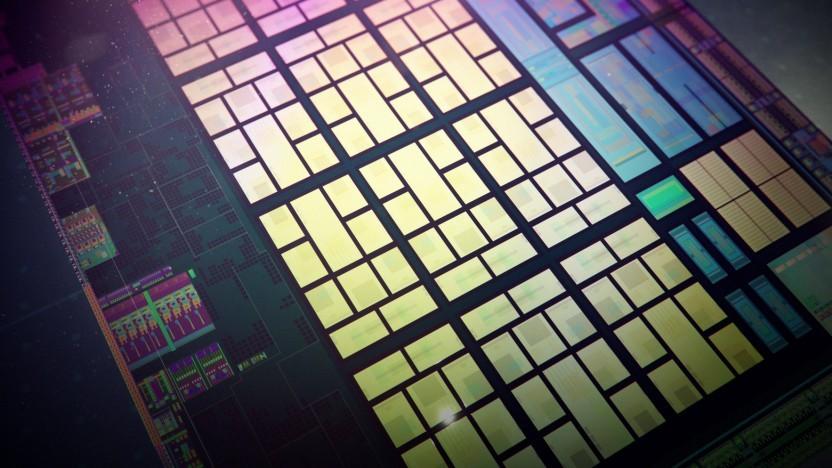 Chip der Radeon RX 5500