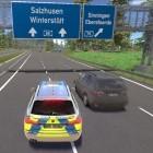 Förderung: 125.000 Euro für Autobahnpolizei-Simulator 3