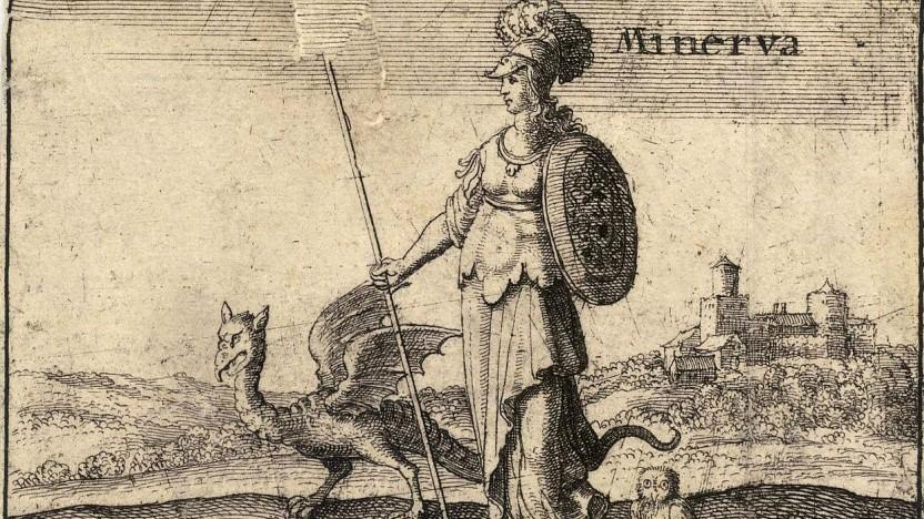 Nach der römischen Göttin Minerva wurde eine Sicherheitslücke in Signaturen mit elliptischen Kurven benannt.
