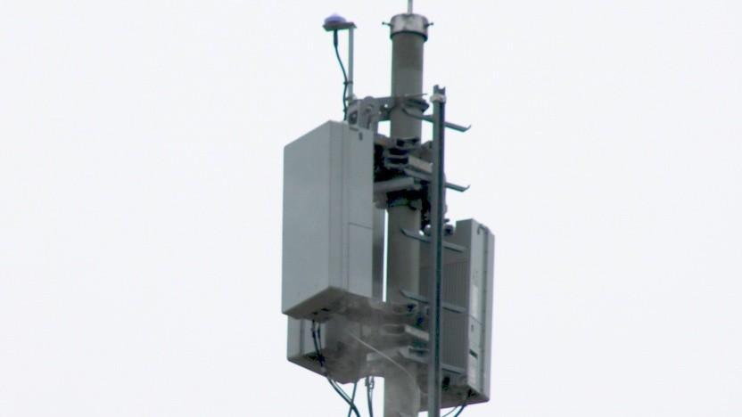 5G Antenne in der Schweiz