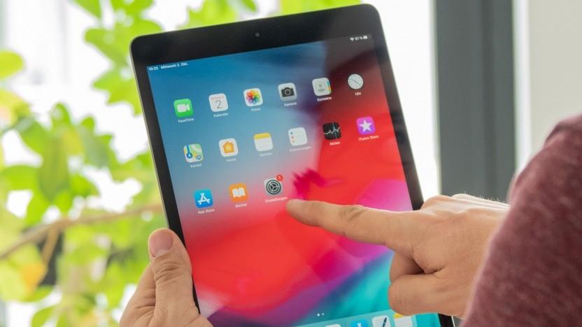 Das iPad 7 von Apple