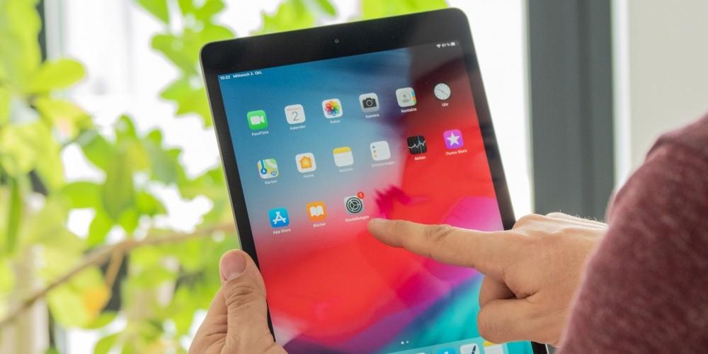 iPad 7 im Test: Nicht nur für Einsteiger lohnenswert