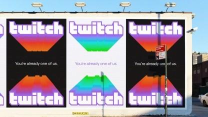 Artwork von Twitch