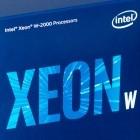Xeon W-2200: Auch Intels 1-Sockel-Server-CPUs kosten nur noch die Hälfte