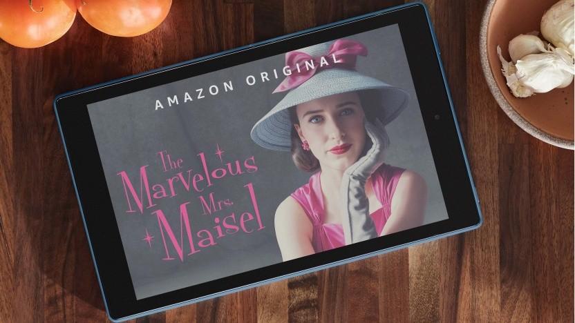 Das neue Fire HD 10 von Amazon
