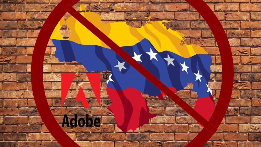Executive Order 13884: Adobe sperrt Creative Cloud für Kunden in Venezuela - Golem.de