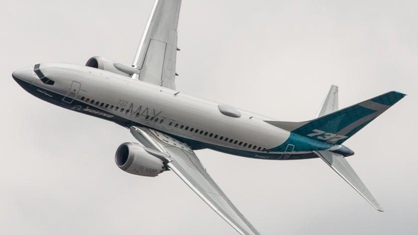 Die Boeing 737 Max ist zwei Mal abgestürzt.