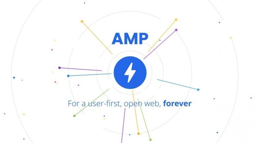 AMP wird Teil der OpenJS Foundation.