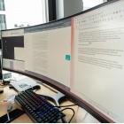 Samsung CRG9 im Test: Das Raumschiffcockpit für den Schreibtisch