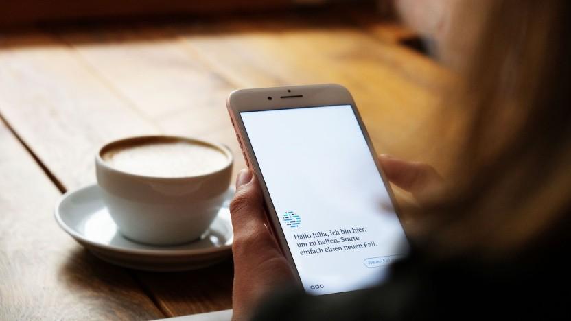 Datenschutz: Gesundheitsapp Ada übermittelte persönliche Daten an Tracker - Golem.de