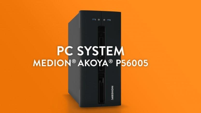 Akoya P56005: Aldi verkauft Ryzen-PC mit GTX 1650 für 600 Euro - Golem.de