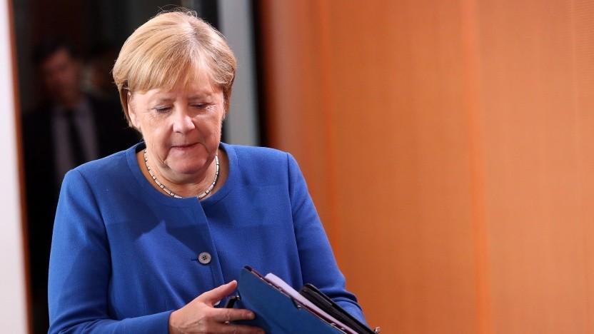 Netzausbau: Merkel öffnet 5G-Netz für Huawei - Golem.de
