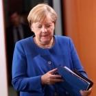 Netzausbau: Merkel öffnet 5G-Netz für Huawei