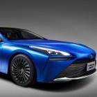 Brennstoffzellenauto: Toyota stellt neuen Mirai vor
