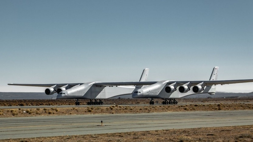 Stratolaunch Carrier: 1 US-Dollar oder 400 Millionen US-Dollar?