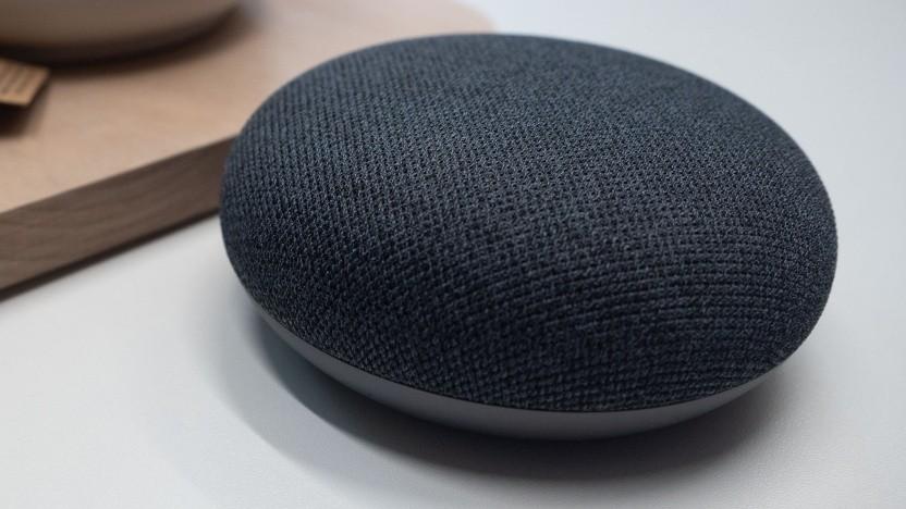 Der neue Nest Mini von Google