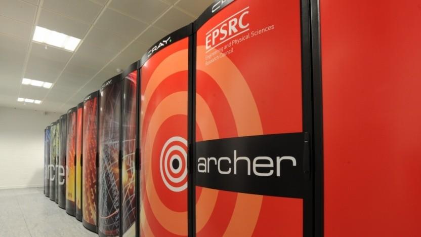 Der bald abgelöste Archer1