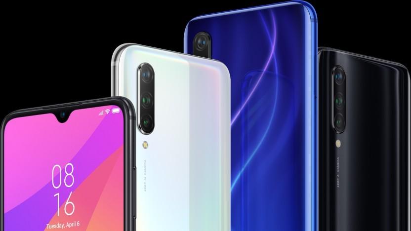 Das Mi 9 Lite von Xiaomi