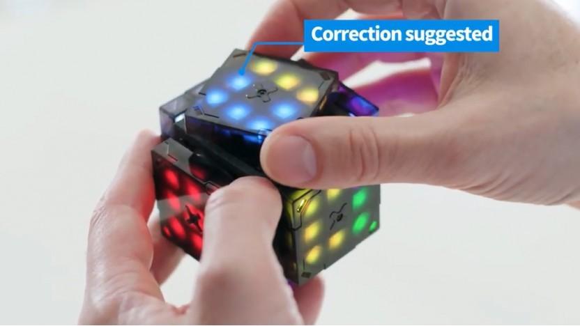 Der Ex-Mars Cube schlägt Verbesserungsschritte vor.