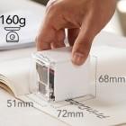 Indiegogo: Minidrucker trägt Motive auf Papier, Holz und Haut auf
