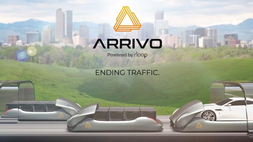 Hyperloop: rLoop kauft Reste von Arrivo - Golem.de