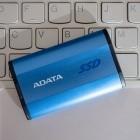 Adata SE800 im Test: Flotte externe SSD mit durchdachten Komponenten